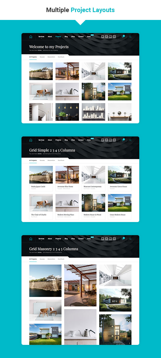 Hnk - Architecture Business WordPress Theme - 3